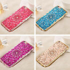 Fashion Case Cover Soft Silicone Bling Glitter Crystal Case for iPhone 6/6s Plus
