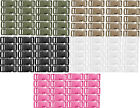 """Plastic Side Release Paracord Buckles 1/2""""-20 Pack"""