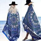 Fashion Indian Twin Hippie Mandala Bedspread Wall Hanging bohemian Tapestry N98B