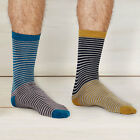 Braintree Bamboo Socks - Super-Soft Striped, 2 Colour Choices : Free UK Delivery