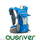 12L Adjustable Hydration Backpack for Water Bladder Bag Hiking Cycling Running