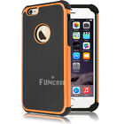 Shock proof Rubber Matte Hard Case Cover For Apple iPhone 4 4S 5 5S 6 6S Plus <br/> Models for iPhone 4/4S,iPhone 5/5S,iPhone 6/6S,6s Plus