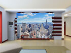3D Bustling City 546 Wall Paper Print Wall Decal Wall Deco Indoor Wall Murals