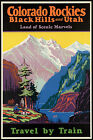 Vintage USA Travel Print/Poster #63 Giclee Archival Art Reproduction Get 1 FREE