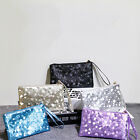 Welcome Women Sparkling Sequins Clutch Evening Party Bag Handbag Tote Wallet