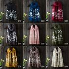 Fashion Charm Women Long Scarf Cotton Indian Large Scarves Ladies Shawl New #056