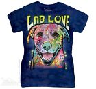 New The Mountain Lab Love Womens T Shirt
