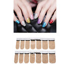 Nail Art Water Transfer Stickers 3D Design Manicure Tips Adornment