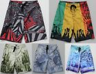 LIQUID BLUE MEN'S SURF BOARD SHORTS SWIM SUIT BEACH QUICK DRY NEW