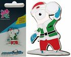 London Paralympic Games Mascot Mandeville Tie Pin Badge 2012 Limited Edition