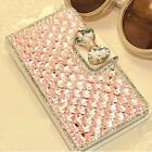DIY Bling Stand Case for Samsung Galaxy Note7 SM-N930T N930P N930A N930V N9300