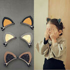 1PCS Baby Girl Kids Fashion Cat Ear Hairpin Barrettes Hair Clip Hair Accessories