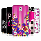 HEAD CASE DESIGNS PINK EMPIRE SOFT GEL CASE FOR SAMSUNG PHONES 2