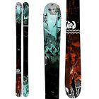 BRAND NEW! 2015 K2 EMPRESS WOMEN'S SKIS w/SALOMON Z10 BINDINGS SAVE 50% OFF!