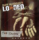 Duff McKagan's Loaded The Taking CD-R acetate USA promo CD-R ACETATE