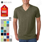 Next Level Men's Premium CVC V-Neck Soft S-XL T-Shirt R-6240 image
