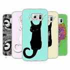 OFFICIAL TUMMEOW CATS SOFT GEL CASE FOR SAMSUNG PHONES 1