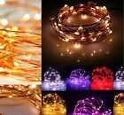 3M String Fairy Light 30 LED Battery Operated Xmas Lights Party Wedding Lamp