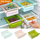 Pantry Refridgerator Fridge Space Saver Freezer Organizer Storage Rack Holder