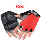 Cycling Bicycle Bike GEL Shockproof Sports Half Finger Glove S M L Fashion New
