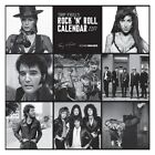 Terry O'Neill's Rock 'n' Roll 2017 Square Calendar 30x30cm