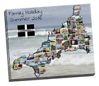 Stunning Holiday Shape Canvas Print Professional Design Fully Framed Any Shape