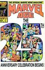 Marvel Age (1983) #37 VG LOW GRADE
