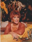 "James Bond  SHIRLEY BASSEY- ""Goldfinger + Diamonds Are Forever""-Signed 8x10 pic"