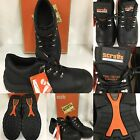 Scruffs Hardware Saftey Shoes Steeltoe caps Mens Size 8 *S3 Specification*