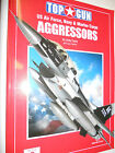 MDF 1 - Top Gun, US Air Force, Navy & Marine Corps Aggressors     108 Pages  New