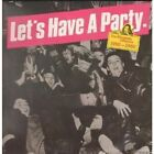 LET'S HAVE A PARTY Various The Rockabilly Influence 1950-1960 LP VINYL 16 Track