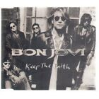 BON JOVI Keep The Faith CD 3 Track Pic Disc B/W I Wish Everyday Could Be Like