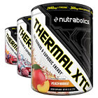 Nutrabolics Thermal XTC Euphoric Energy & Weight & Fat Loss Support 30 Servings