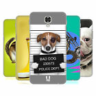 HEAD CASE DESIGNS FUNNY ANIMALS HARD BACK CASE FOR LG X SCREEN