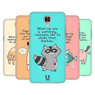 HEAD CASE DESIGNS THE SECRET LIFE OF FANTASTIC ANIMALS BACK CASE FOR LG X SCREEN