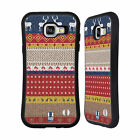 HEAD CASE DESIGNS KNITTED CHRISTMAS HYBRID CASE FOR SAMSUNG GALAXY A5 (2016)