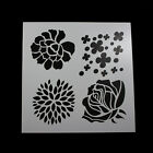 Hot Classic Stencil Template For DIY Scrapbooking Photo Paper Cards New