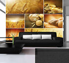Photo Wallpaper DRINK FOOD BREAD CULINARY KITCHEN Wall Mural (103VE)