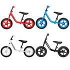 Childrens Kids Balance Bike First Boys and Girls Running Training Bicycle