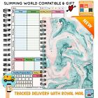 Diet Food Diary Slimming World Compatible Weight Loss Tracker Journal Book Log☀️