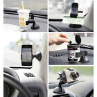 Universal 360°Rotating Car Windshield Mount Holder Stand For Mobile Phone GPS JR