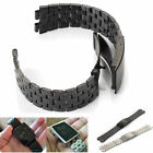 20mm Steel Stainless Bracelet Watch Watch Band Smart For  Metalic Pebble