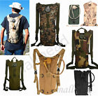 Cycling Hiking Running Camping Fishing Hydration Water Backpack Rucksack Bag 3L