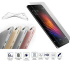 Newest Tempered Glass + Ultra Thin Clear TPU Soft Case For Xiaomi 5s/M5s/Mi5s