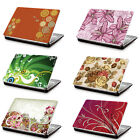 "Clublaptop Laptop Skin Sticker 15.6"" Floral for Dell Sony Lenovo Acer Asus HP"