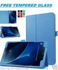 """Smart Flip Leather Stand Case Cover For Samsung Galaxy Tab A6 10.1"""" T580 T585"""