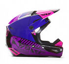 NEW FLY RACING KINETIC ELITE ONSET MX ADULT HELMET PINK/PURPLE/BLACK ALL SIZES