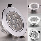 1/4pcs Low3W/3W/5W/7W LED Recessed ✪Cabinet Ceiling Down Light Fixture Lamp Kits