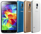 "Unlocked 5.1"" Samsung Galaxy S5 Sprint G900P 4G Smartphone 16GB 16MP 3 colors"