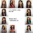 I.O.I 2nd Mini Miss Me? Official Selected Original Photocard 1p K-POP IOI Idol